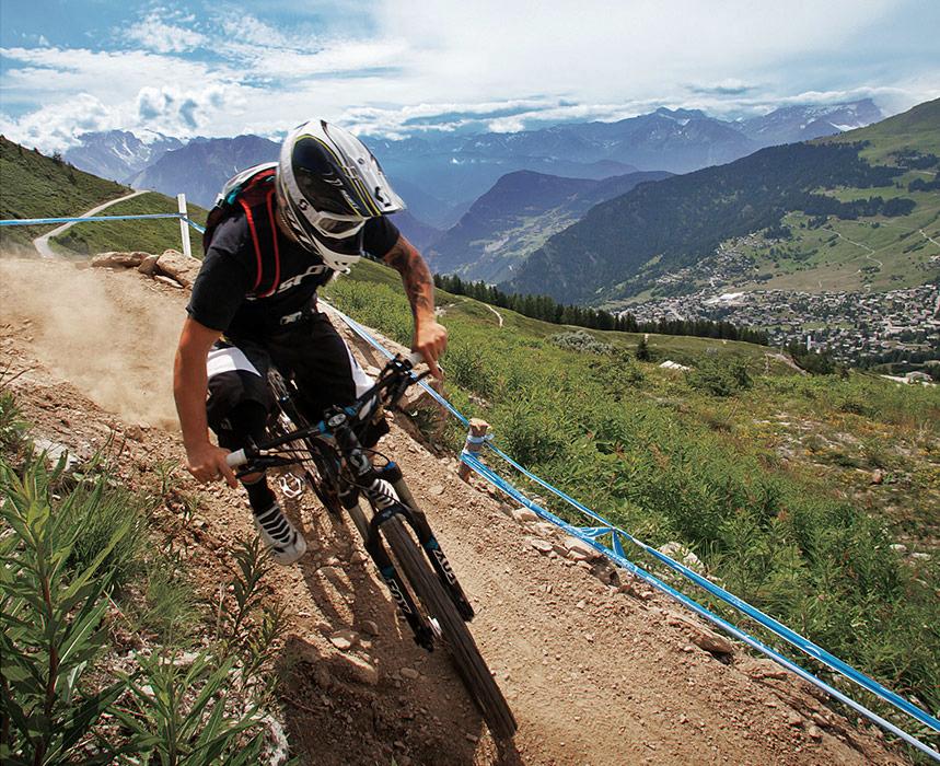 Location de vélos Montagne show